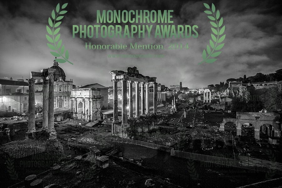 Forum Romanum Monochrome Award