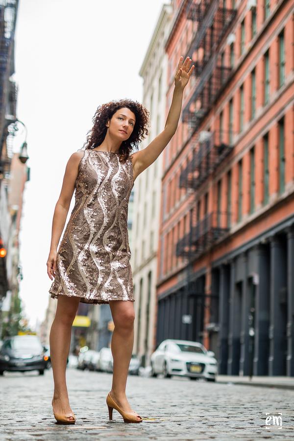 Kleid New York City Kleiderglück