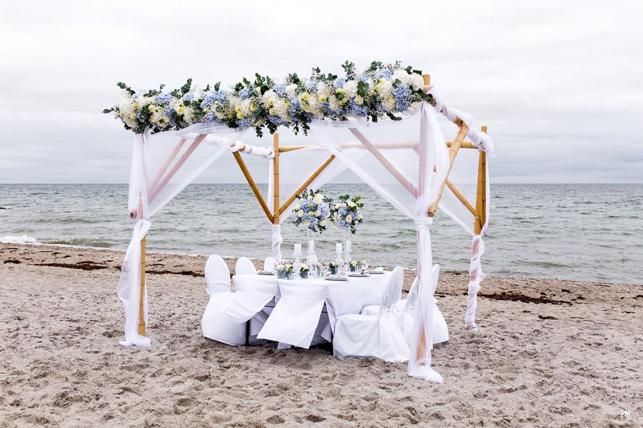 Strandhochzeit Ostsee Styled Shoot Hochzeit Strand Deko Ostsee Styled Shoot Rerik Strand