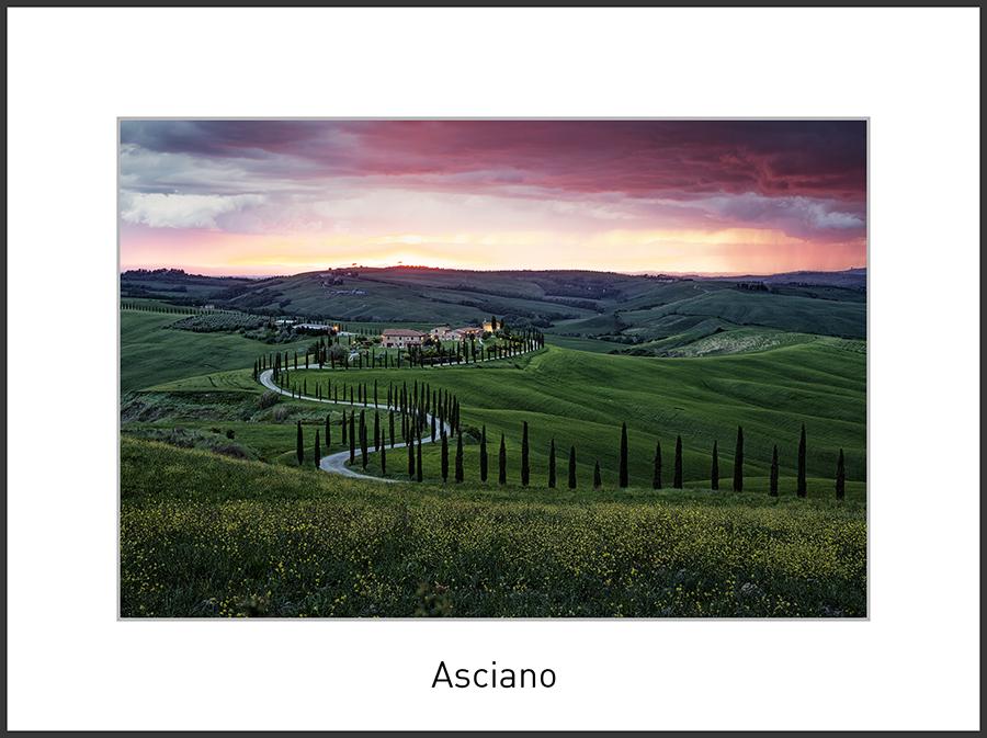Toskana Fotoworkshop Frühling, Landscape Workshop Tuscany Toskana Ernst Merkhofer Frühling Spring Panorama