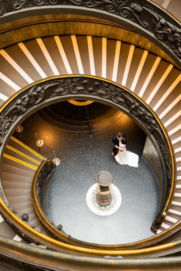Ernst Merkhofer Exclusive, Fotograf, Rom , Exlusive, Signature Shots, Ernst Merkhofer, Pärchen, junges Paar, Foto Session, Photo Shoot, Staircase, Love, Portraits, Portrait, Rome,
