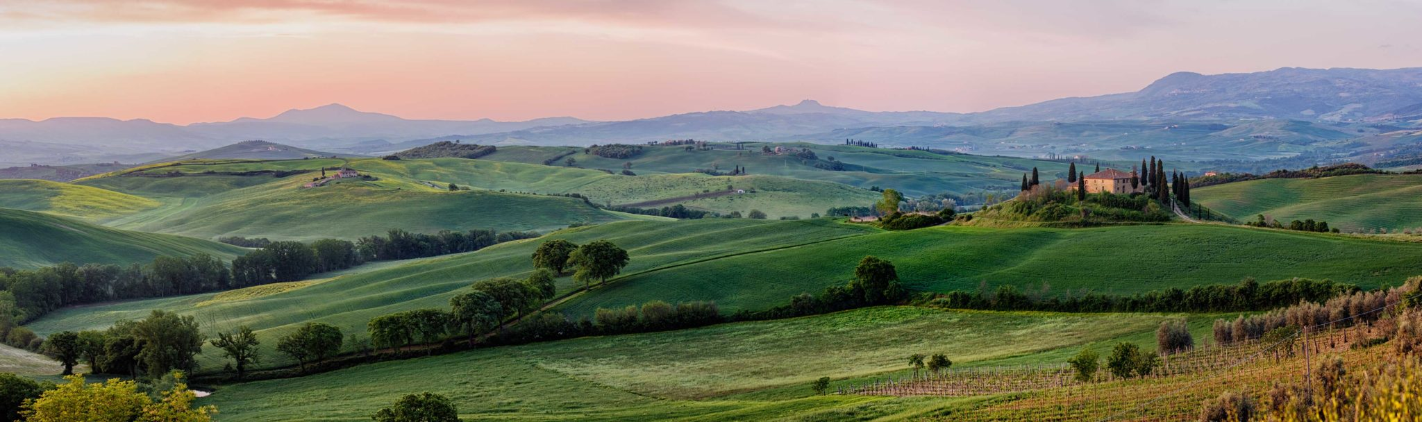 Toskana, Val d'Orcia, Herbst, Workshop, Workshops, Fotografie, Panorama, Photography, Ernst Merkhofer, Fotograf, Landschaft,